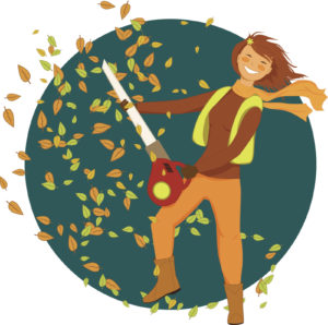 3 Top Fall Leaf Raking Tips